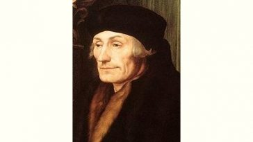 Erasmus Age and Birthday