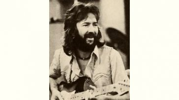 Eric Clapton Age and Birthday