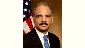 Eric Holder Age and Birthday