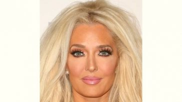 Erika Jayne Age and Birthday
