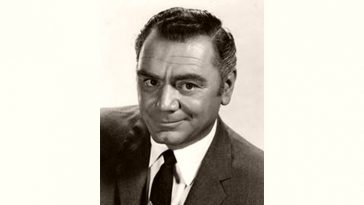 Ernest Borgnine Age and Birthday