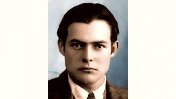 Ernest Hemingway Age and Birthday