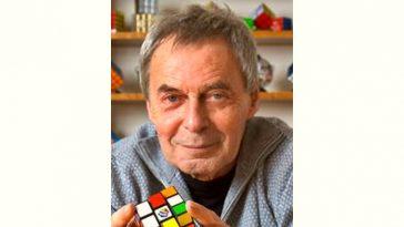 Ernő Rubik Age and Birthday