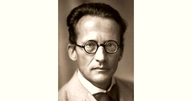Erwin Schrödinger Age and Birthday