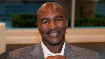 Evander Holyfield Age and Birthday 2
