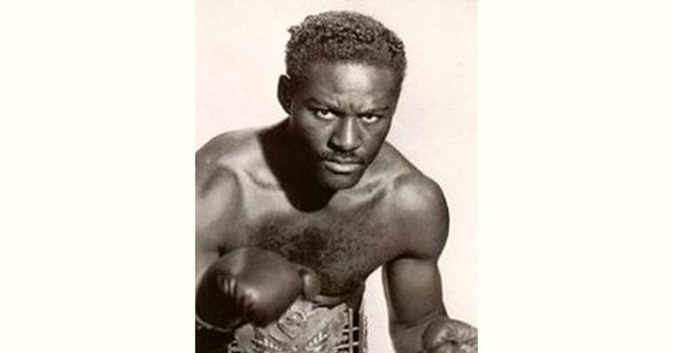 Ezzard Charles Age and Birthday