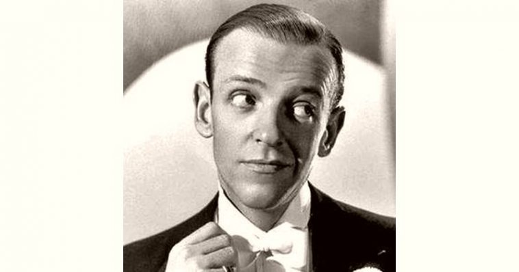 F Astaire Age and Birthday