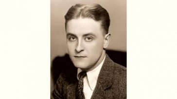 F. Scott Fitzgerald Age and Birthday