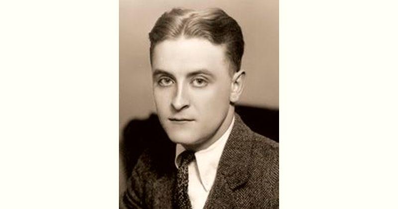 F. Scott Fitzgerald Age and Birthday