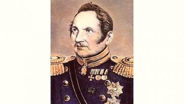 Fabian Gottlieb von Bellingshausen Age and Birthday