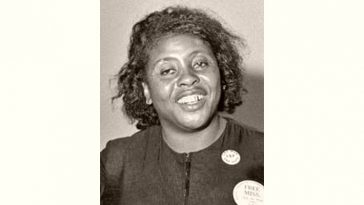 Fannie Lou Hamer Age and Birthday