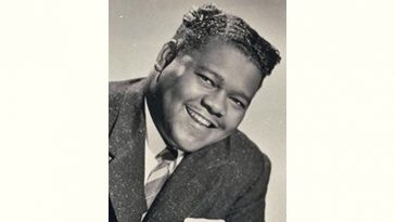 Fats Domino Age and Birthday