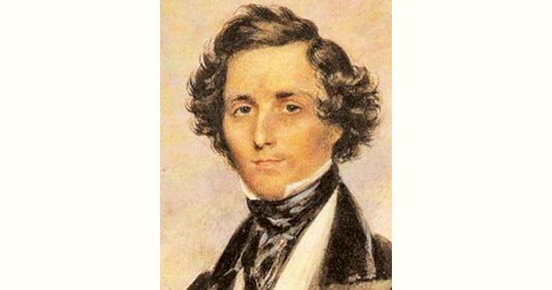 Felix Mendelssohn Age and Birthday