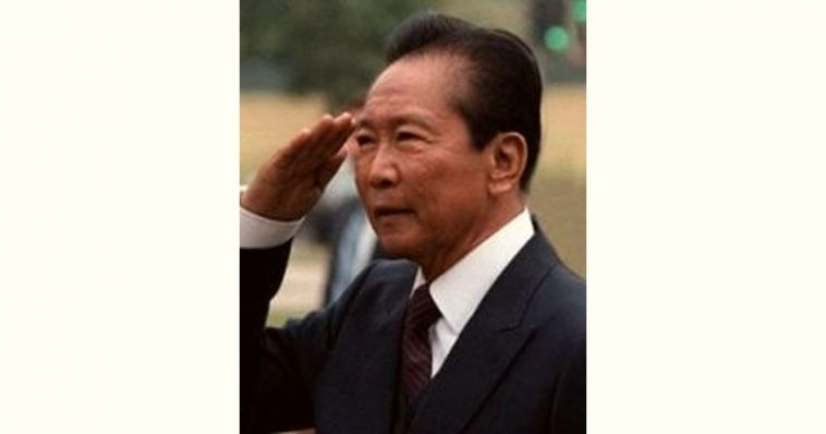 Ferdinand Marcos Age and Birthday
