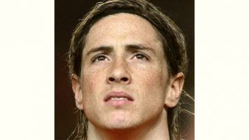 Fernando Torres Age and Birthday