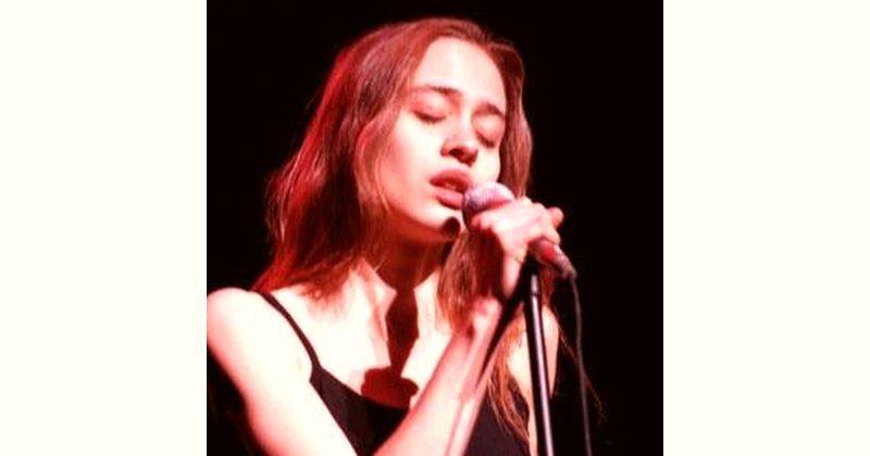 Fiona Apple Age and Birthday