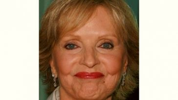 Florence Henderson Age and Birthday
