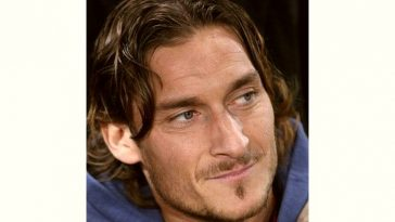 Francesco Totti Age and Birthday