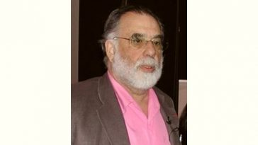 Francis Ford Coppola Age and Birthday