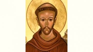 Francis of Assisi Age and Birthday