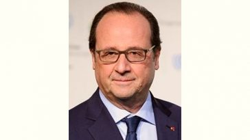 François Hollande Age and Birthday