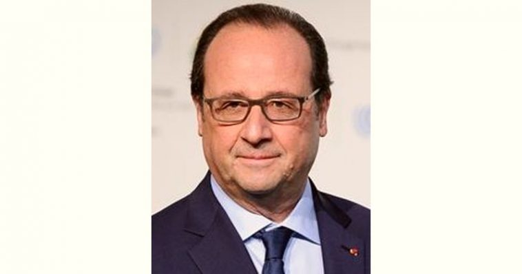 Francois Hollande Age and Birthday