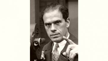 Frank Capra Age and Birthday