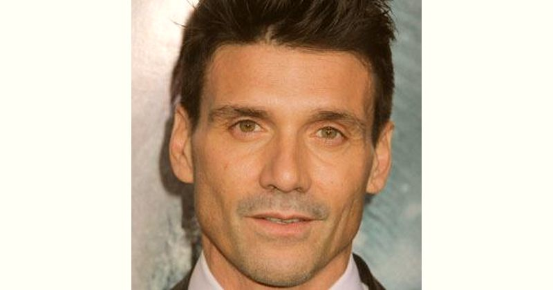 Frank Grillo Age and Birthday
