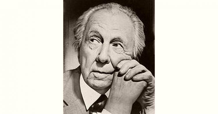 Frank Lloyd Wright Age and Birthday
