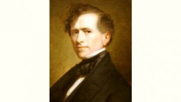 Franklin Pierce Age and Birthday