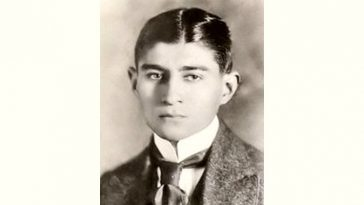 Franz Kafka Age and Birthday