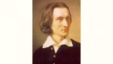 Franz Liszt Age and Birthday
