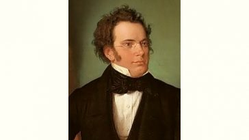 Franz Schubert Age and Birthday