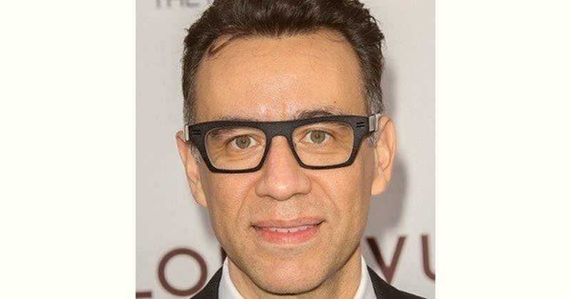 Fred Armisen Age and Birthday
