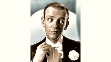 Fred Astaire Age and Birthday