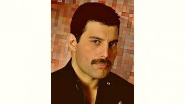 Freddie Mercury Age and Birthday