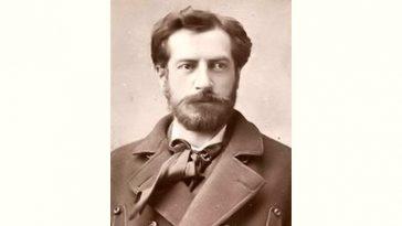 Frédéric-Auguste Bartholdi Age and Birthday