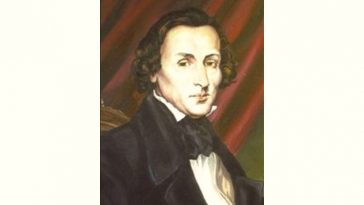 Frederic Chopin Age and Birthday