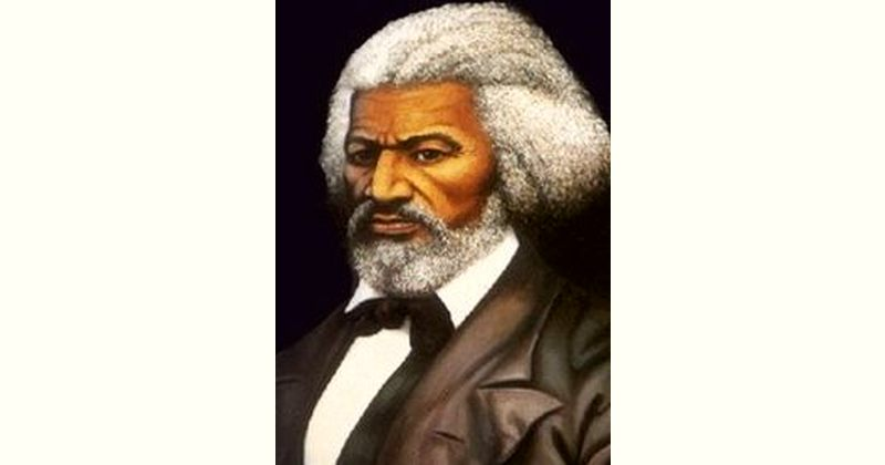 Frederick Douglass Age and Birthday