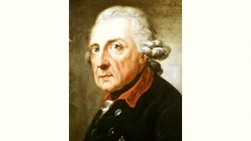 Frederick the Great Age and Birthday