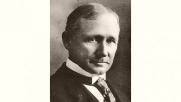 Frederick Winslow Taylor Age and Birthday