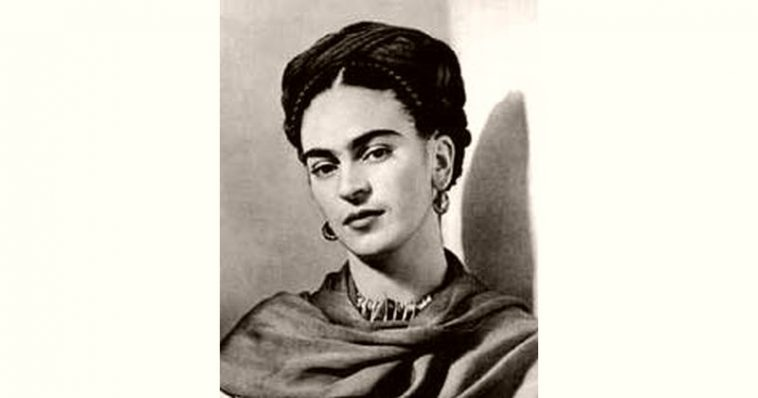 Frida Kahlo Age and Birthday