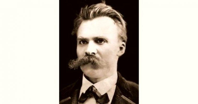 Friedrich Nietzsche Age and Birthday