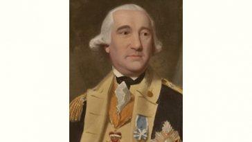 Friedrich Wilhelm von Steuben Age and Birthday
