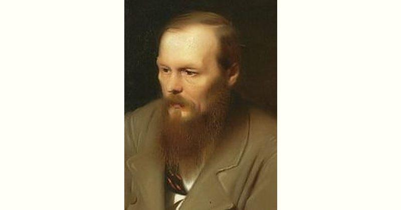 Fyodor Dostoyevsky Age and Birthday
