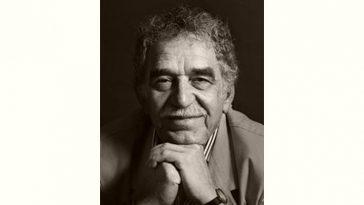 Gabriel García Márquez Age and Birthday