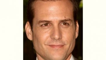 Gabriel Macht Age and Birthday