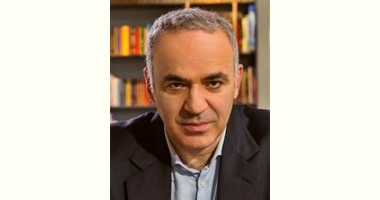 Garry Kasparov Age and Birthday
