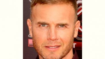 Gary Barlow Age and Birthday