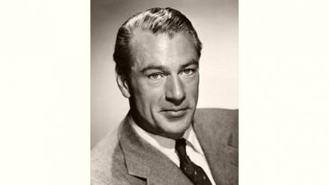 Gary Cooper Age and Birthday